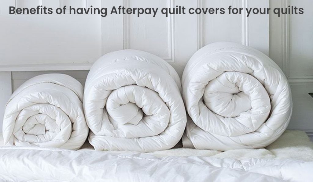 afterpay quilt