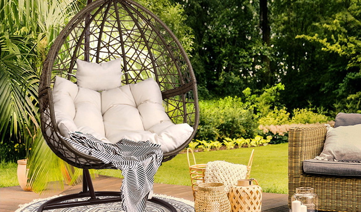 5 Tremendous Benefits of Having The Outdoor Swing Chair