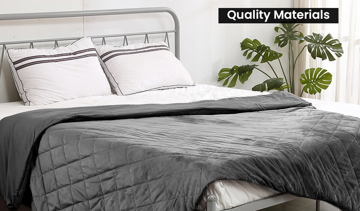 Weighted Blanket | online Bedding Store | PLA